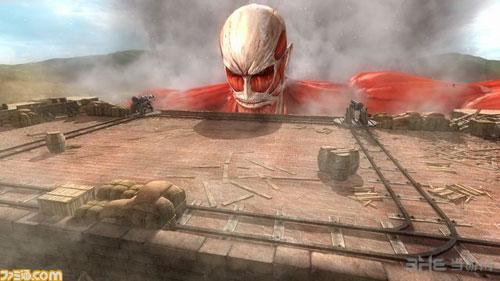 死或生5进击的巨人DLC截图7