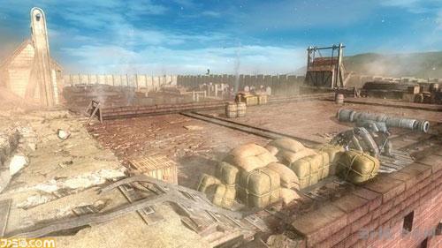 死或生5进击的巨人DLC截图6