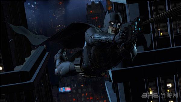 蝙蝠侠游戏截图1