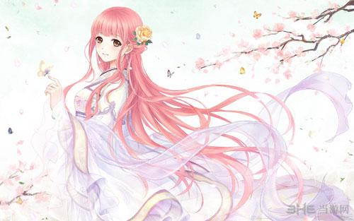 道奇迹暖暖樱桃里的青春套装图片2