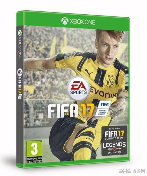 FIFA 17封面截图1