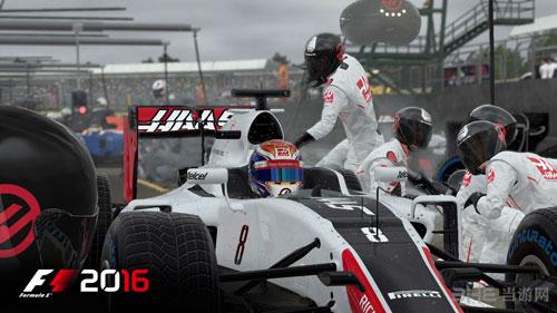 F1 2016游戏截图1