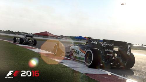 F1 2016游戏截图3