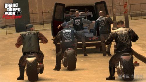 GTA5DLC摩托党4