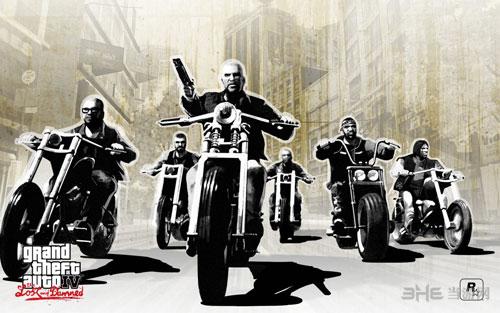 GTA5DLC摩托党5