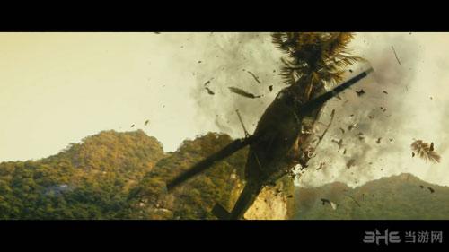 金刚骷髅岛电影首部预告片公布