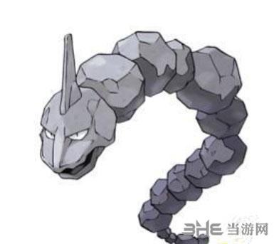 精灵宝可梦GO大岩蛇图片