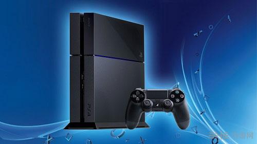 PS4主机图片2