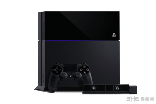 PS4主机图片1
