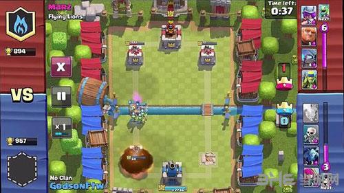 皇室战争游戏图片
