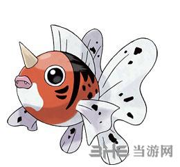 精灵宝可梦GO金鱼王图片