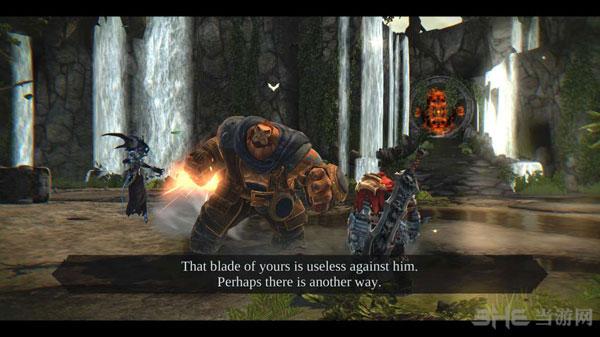 暗黑血统战神版截图4