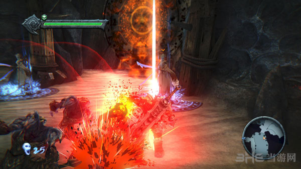 暗黑血统战神版截图2