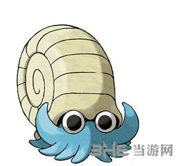 精灵宝可梦GO菊石兽图片