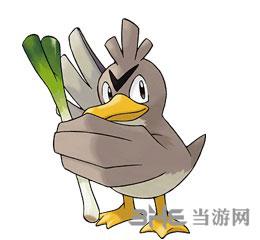 精灵宝可梦GO大葱鸭图片