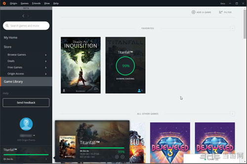 Origin平台截图4