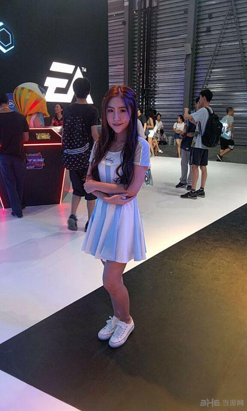 2016ChinaJoy showgirl福利照2
