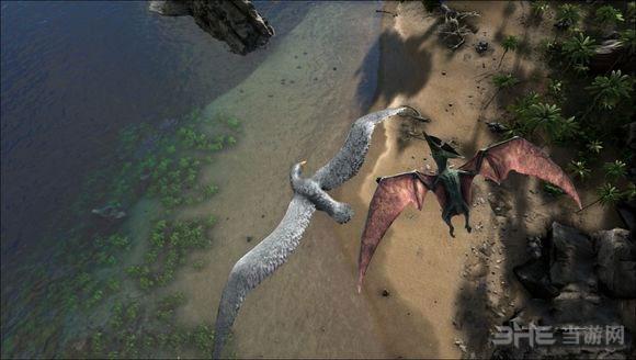 方舟生存进化伪齿鸟截图2