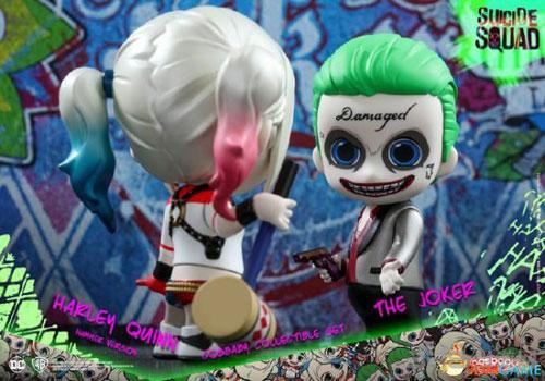 小丑和小丑女合照_3