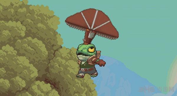 人蛙冒险截图1