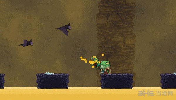 人蛙冒险截图2