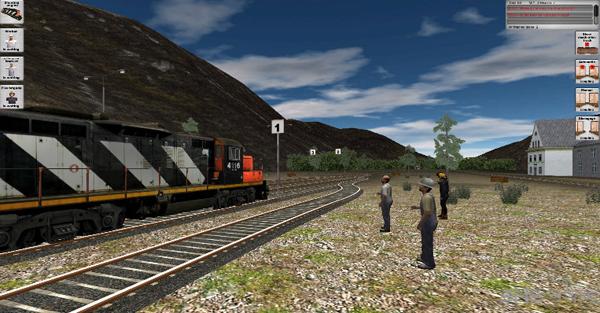 铁路货运模拟截图0