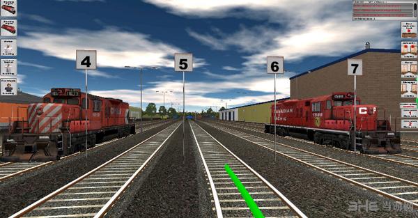 铁路货运模拟截图1