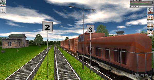 铁路货运模拟截图5