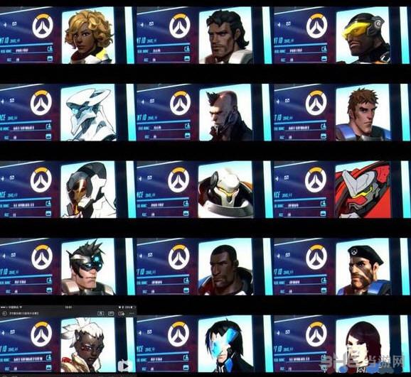 守望先锋十五位新英雄头像一览介绍1