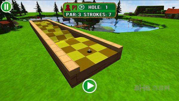 迷你高尔夫球截图2