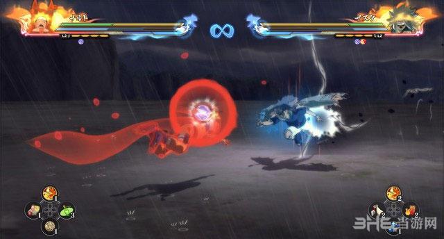 火影忍者疾风传:究极忍者风暴4白面具带土加强版MOD截图0