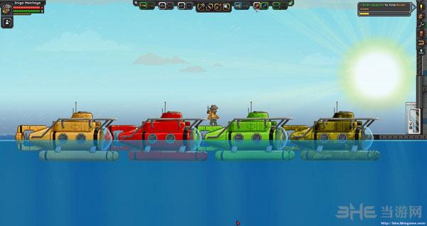 星界边境潜水艇MOD截图0