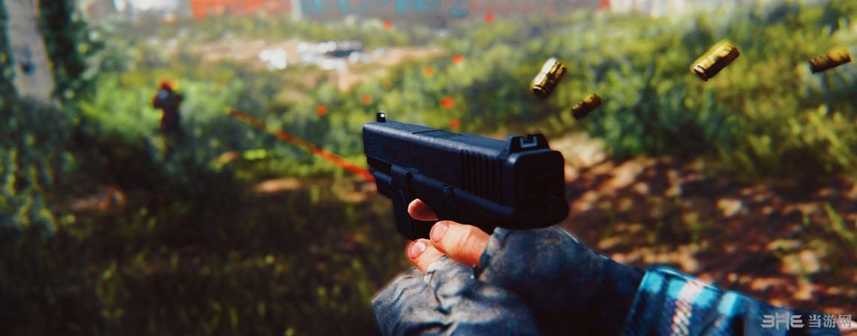 辐射4格洛克P80手枪MOD截图1