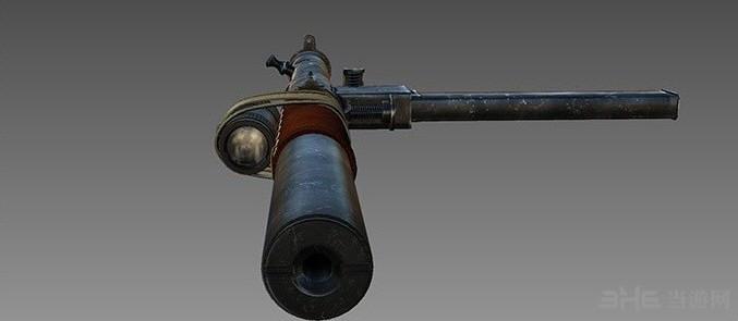 求生之路2消音司登冲锋枪MOD截图1