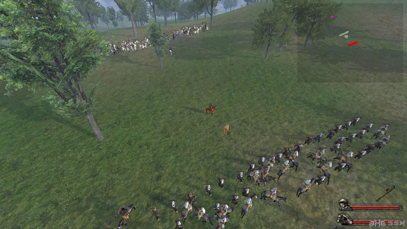 骑马与砍杀:风云三国龙之传截图0