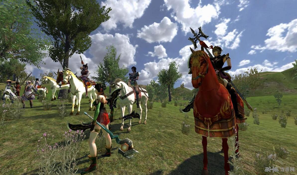 骑马与砍杀:风云三国龙之传截图4