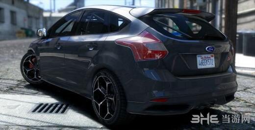 侠盗猎车手5 2013款福克斯ST X RS500 MOD截图1
