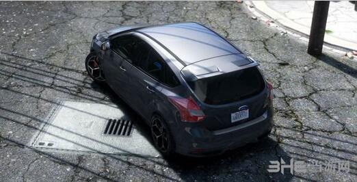 侠盗猎车手5 2013款福克斯ST X RS500 MOD截图2