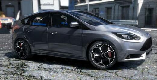 侠盗猎车手5 2013款福克斯ST X RS500 MOD截图0