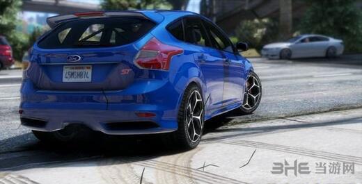 侠盗猎车手5 2013款福克斯ST X RS500 MOD截图4