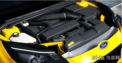 侠盗猎车手5 2013款福克斯ST X RS500 MOD截图7