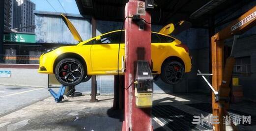 侠盗猎车手5 2013款福克斯ST X RS500 MOD截图6