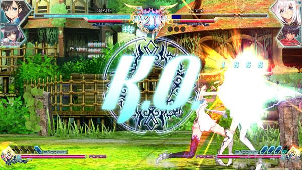 光明格斗:刀锋对决EX1号升级档+免DVD补丁截图0