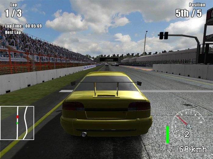 极速飙车2截图3