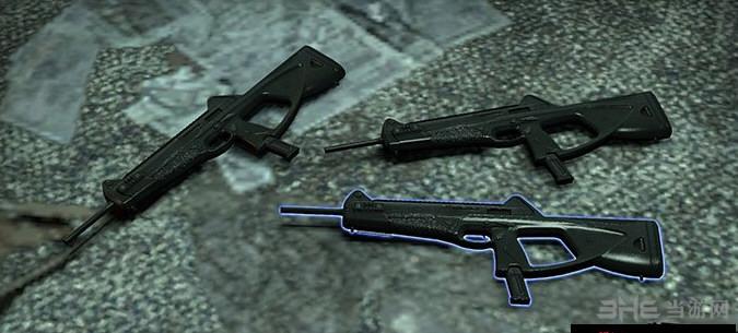 求生之路2伯莱塔Mx4风暴冲锋枪MOD截图2