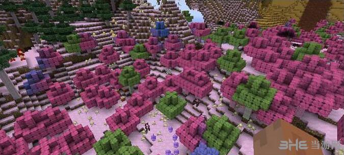 我的世界糖果乐园材质包截图3