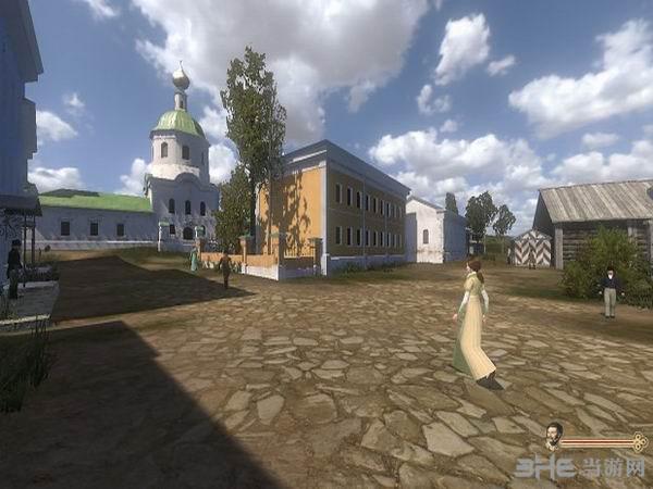 骑马与砍杀:1812俄国战役截图2