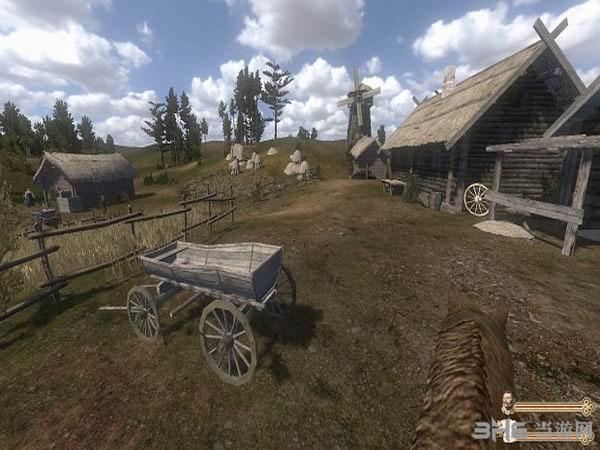 骑马与砍杀:1812俄国战役截图4
