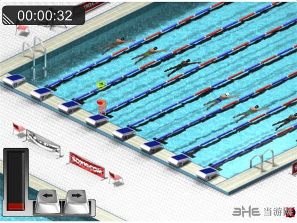 游泳竞赛截图0