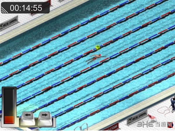 游泳竞赛截图1